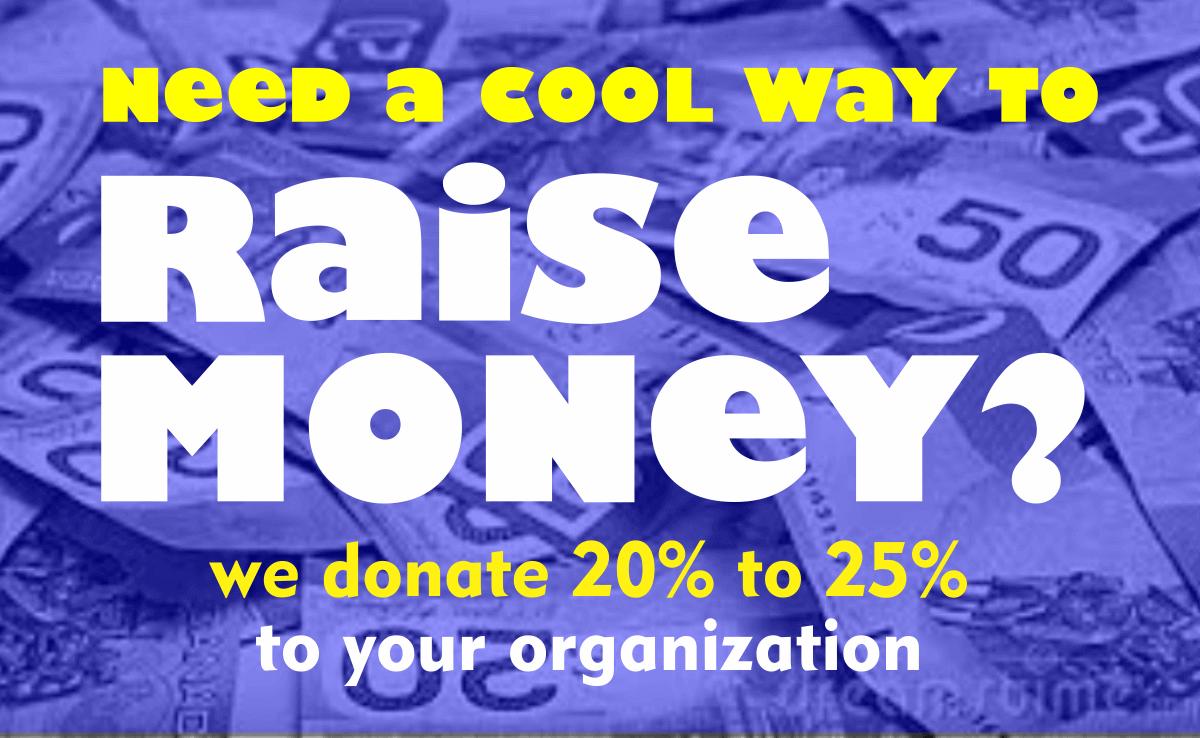 Cool Way to Raise Money