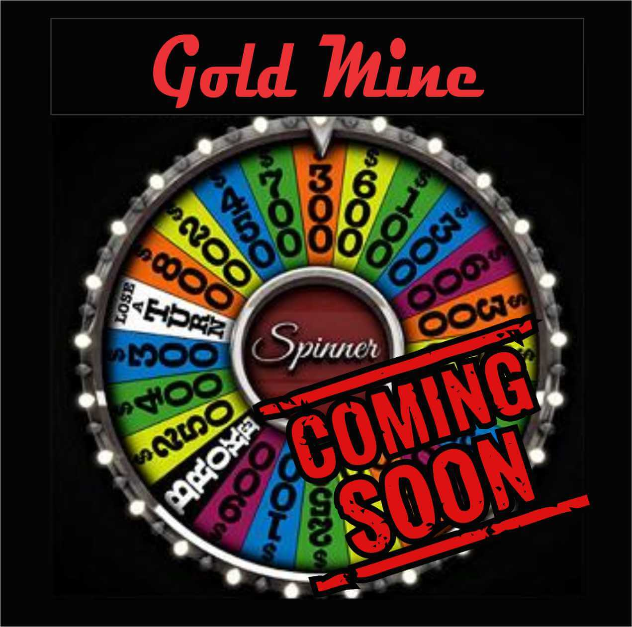 Book Gold Mine Game Show